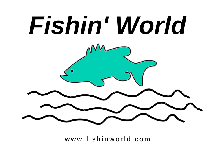 """""""Fishin' World on Lover's, where you catch 'em every cast!"""""""