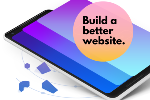 How to build a better website? Its all here. Take a look.